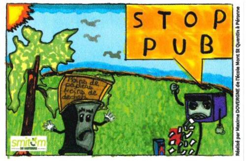 Le STOP PUB